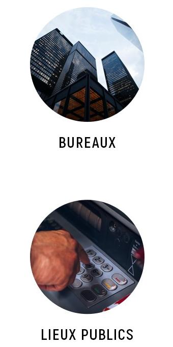 Bureaux & Lieux publics