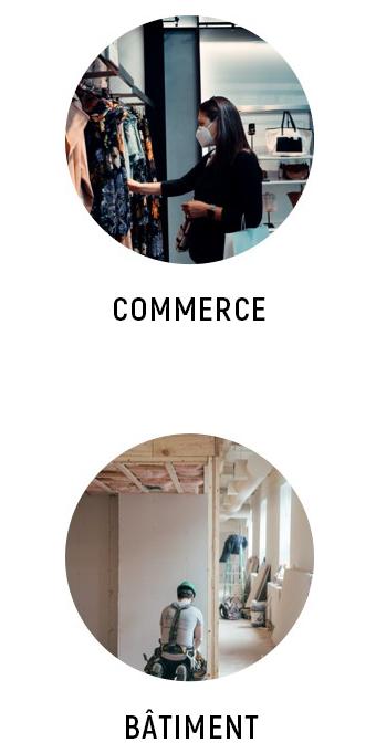 Commerce & Bâtiment