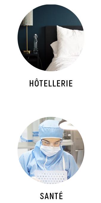 Hôtellerie & Santé